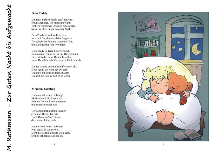 Leseprobe aus dem Buch: Zur Guten Nacht bis Aufgewacht